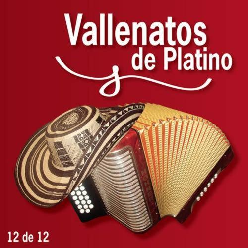 Vallenatos De Platino Vol. 12
