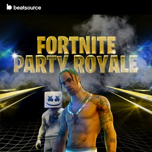 Fortnite Party Royale playlist