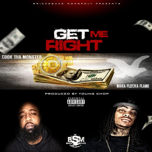 Get Me Right - Single