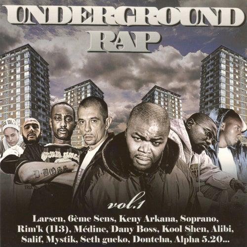Underground Rap Vol. 1