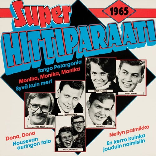 Superhittiparaati 1965