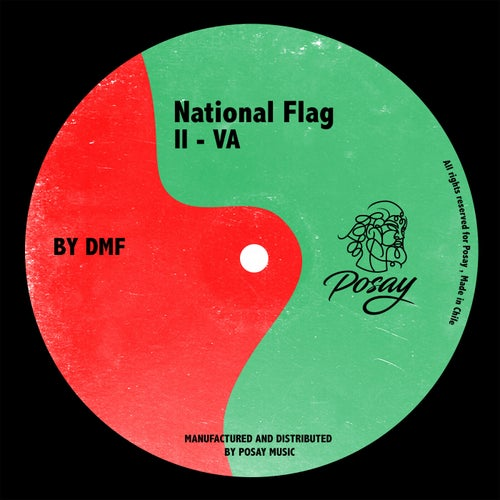 Posay National Flag II By DMF