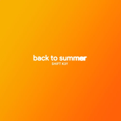 Back To Summer