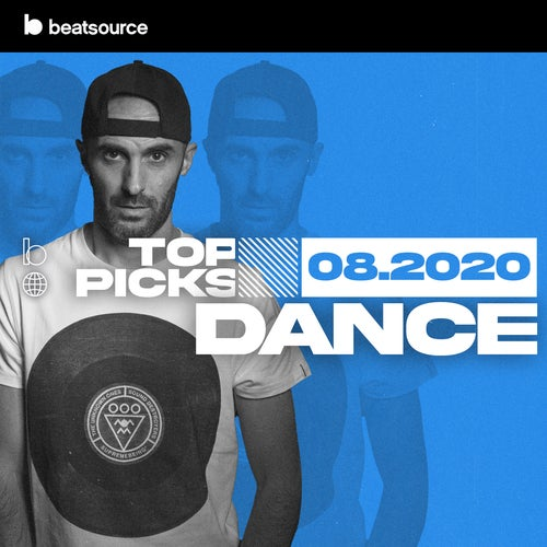 Dance Top Tracks August 2020 Album Art