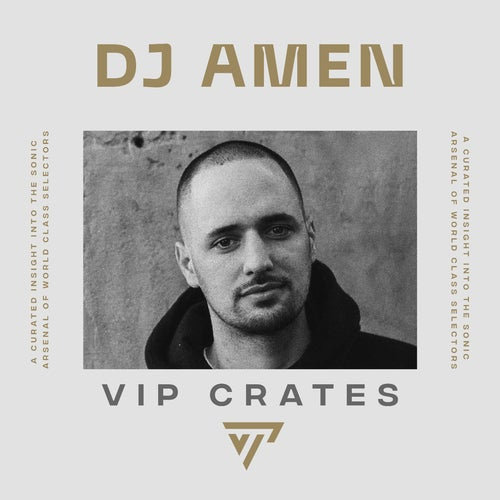 DJ Amen - VIP Crates Album Art