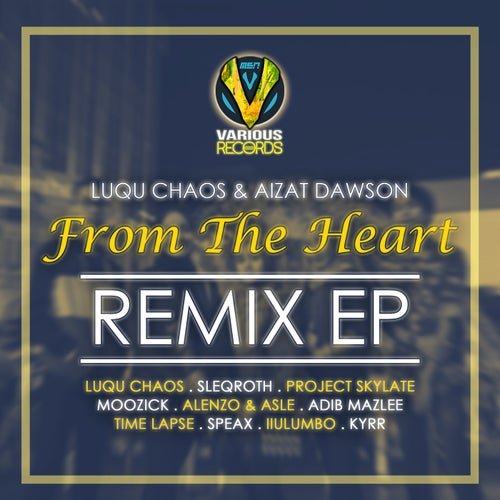 From The Heart (Remixes)