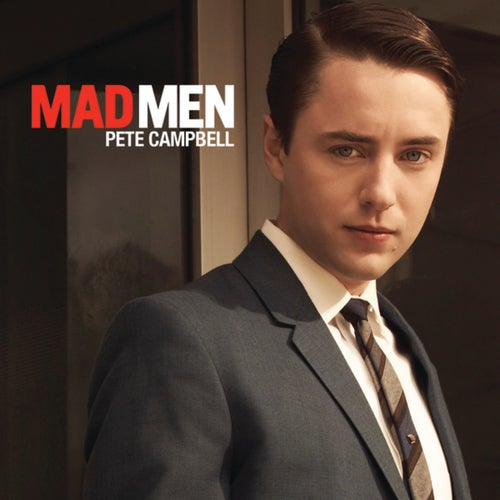 Mad Men: Pete Campbell