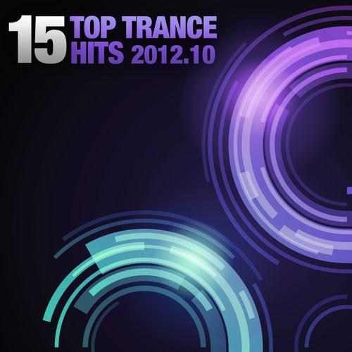 15 Top Trance Hits 2012-10