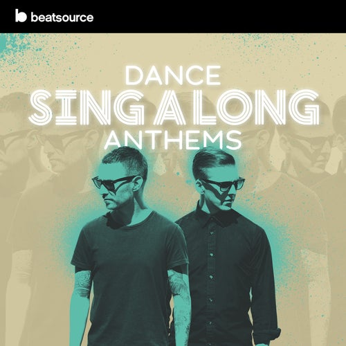Dance Sing A Long Anthems Album Art