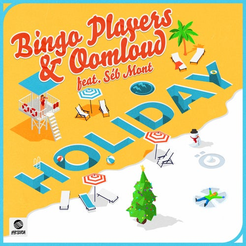 Holiday (feat. Séb Mont)