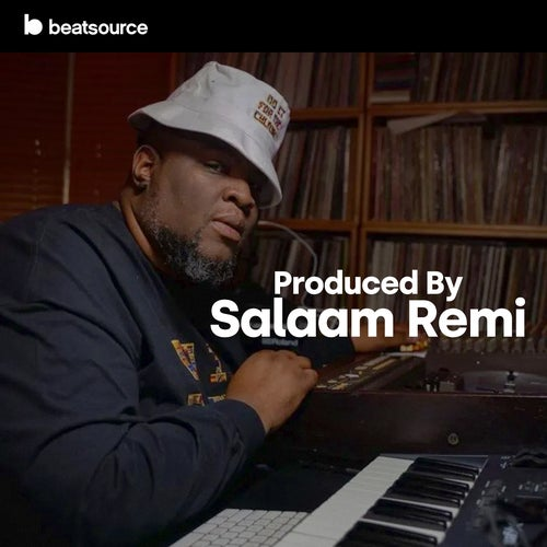 Produced by Salaam Remi Album Art