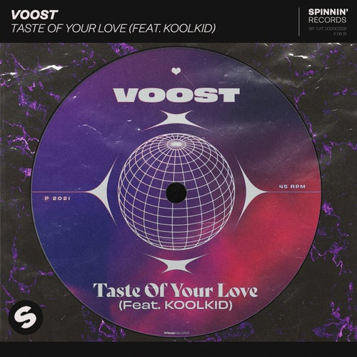 Taste Of Your Love (feat. KOOLKID)