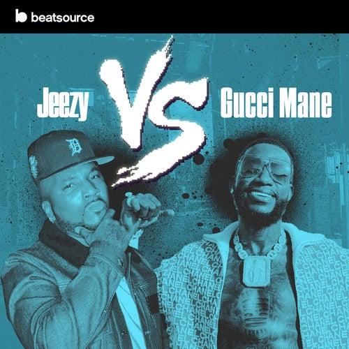 Jeezy vs Gucci Mane Album Art