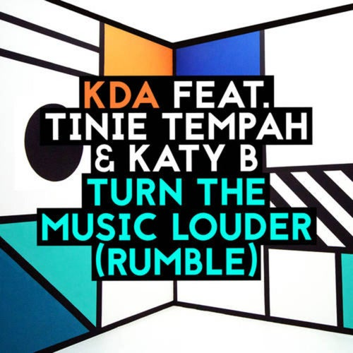 Turn the Music Louder (Rumble)
