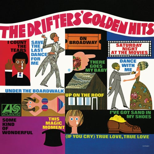 The Drifters' Golden Hits (Mono)