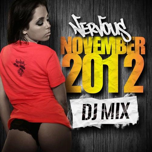 Nervous November 2012 - DJ Mix
