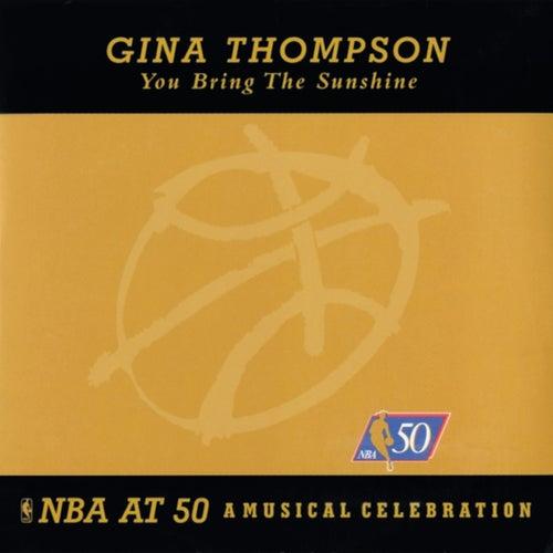 You Bring The Sunshine - NBA At 50: A Musical Celebration