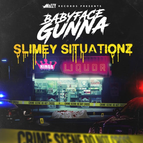 Slimy Situationz (feat. Mozzy)