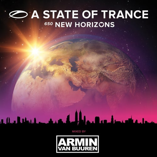 A State Of Trance 650 - New Horizons (Extended Versions)