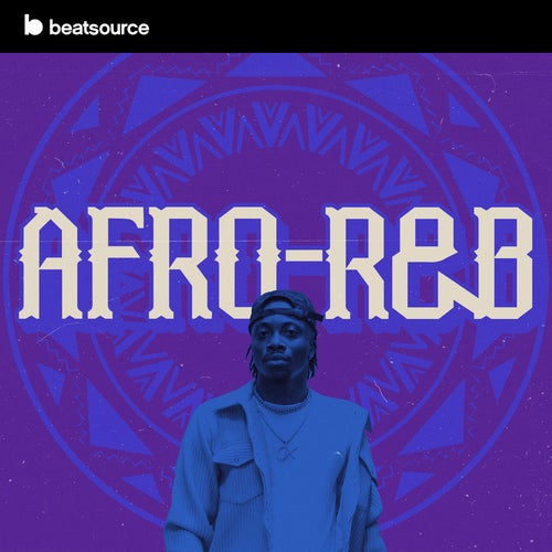 Afro-R&B Album Art
