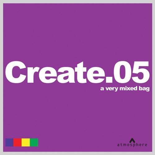 Create 5 - A Very Mixed Bag