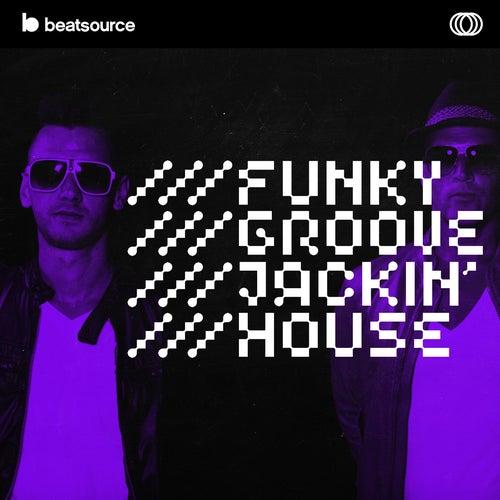 Funky Groove Jackin House Album Art
