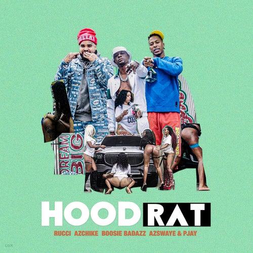 Hoodrat (feat. AzSwaye & Pjay)