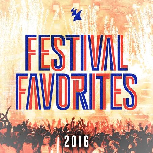 Festival Favorites 2016 - Armada Music