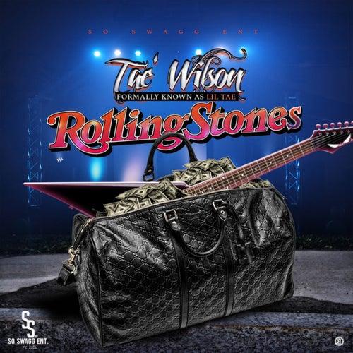 Rolling Stones (Edited)