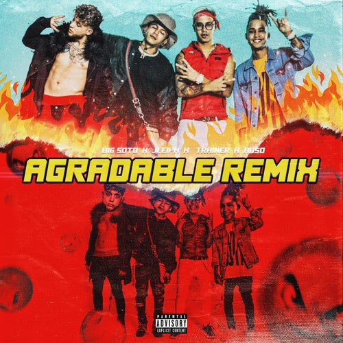Agradable (feat. Adso Alejandro) [Remix]
