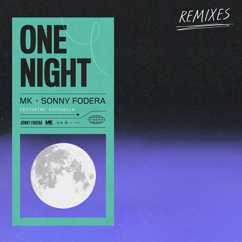 One Night - Extended Remixes