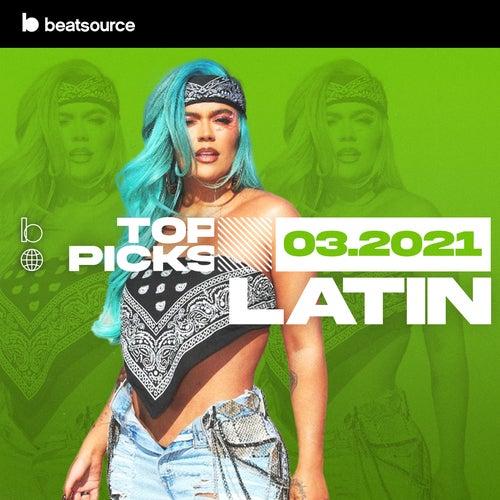 Latin Top Tracks - March 2021 playlist