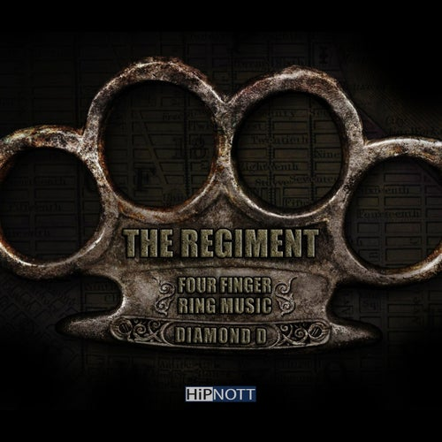 Four Finger Ring Music (feat. Diamond D) - Single