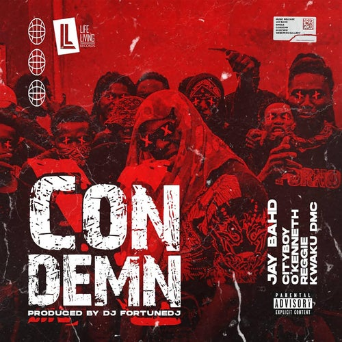 Condemn  (feat. City Boy, O'Kenneth, reggie & Kwaku DMC)