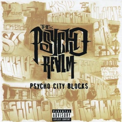 Psycho City Blocks EP