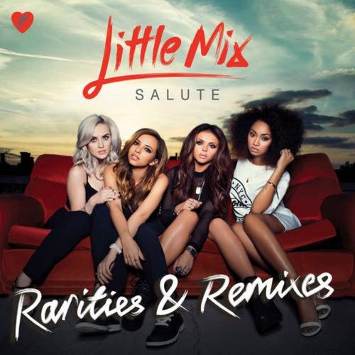 Salute - Rarities & Remixes