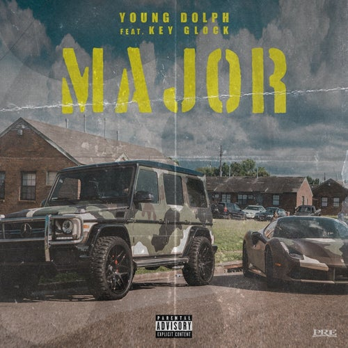 Major  (feat. Key Glock)