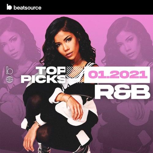 R&B Top Picks January 2021 Album Art