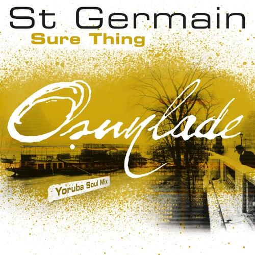 Sure Thing (Osunlade Yoruba Soul Mix)