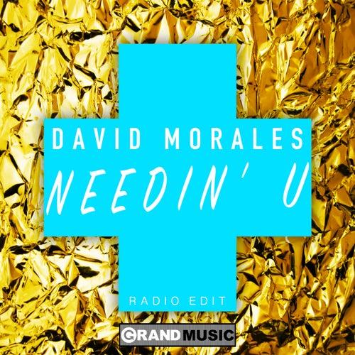 David Morales - Needin U - Radio Edit feat. The Face