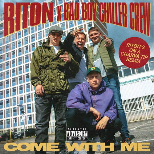 Come With Me (Riton's On a Charva Tip Remix)
