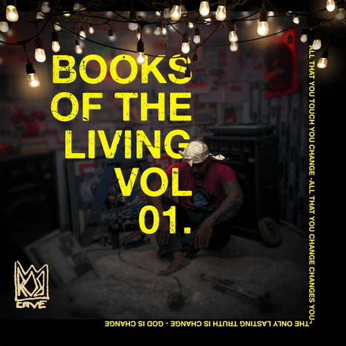 Books of The Living, Vol 1
