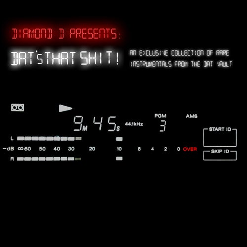 Dat's That Shit! (An Exclusive Collection of Rare Instrumentals from the Dat Vault)