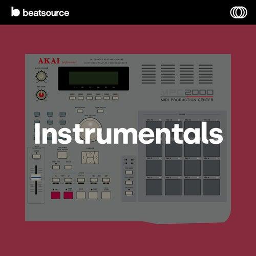 Instrumentals Album Art