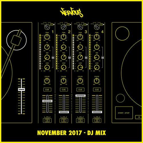 Nervous November 2017 DJ Mix
