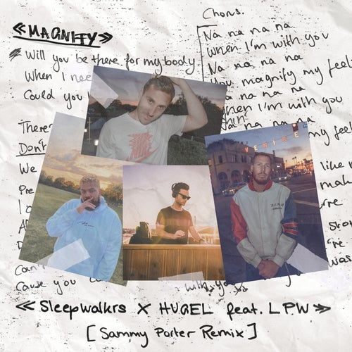Magnify (feat. LPW)