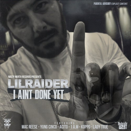 I Aint Done Yet - EP