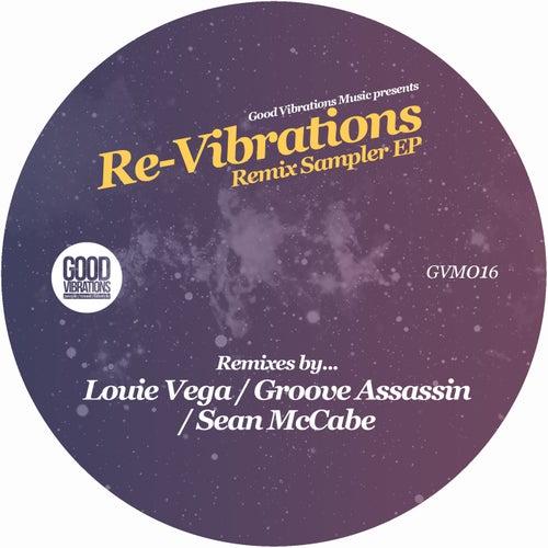 Re-Vibrations - Remix Sampler EP