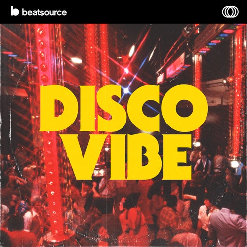 Disco Vibe Album Art