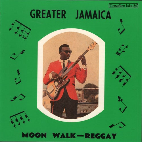 Greater Jamaica Moonwalk Reggay